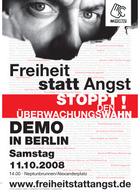 demo 11.10. berlin