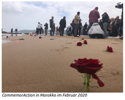 9. Februar 2021: Transnational CommemorAction