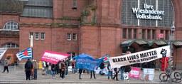 AgR RheinMain - Rückblick auf die Querdenker-Demo in Wiesbaden