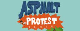 Asphalt-Protest à la carte