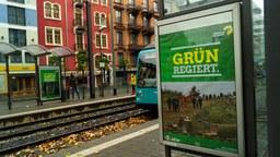 Dannenröder Wald: Gefälschte Grünen-Plakate in Hessen aufgehängt