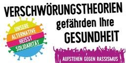 Gegenprotest: Querdenken69