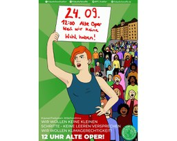 Globaler Klimastreik am 24.09.