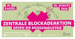 Rheinmetall und Krauss-Maffei Wegmann: Gemeinsam blockieren wir die Rüstungsindustrie