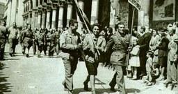 """Vortragsreihe """"Resistenza und Antifaschismus"""""""